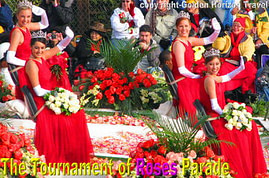 The Tournament of Roses Tour