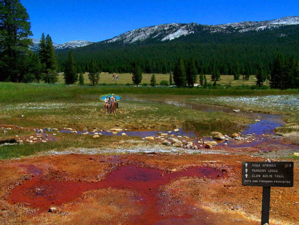 Soda Springs and Parsons