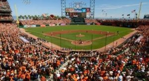 AT&T Park -Home of San Francisco Giants
