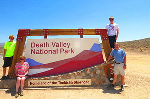 Death Valley Tours