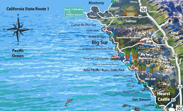This image has an empty alt attribute; its file name is map-monterey-route-map-17-mile-drive-pacific-highway1.jpg